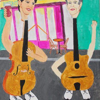 Marc Trigeau Peinture